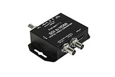SDI to HDMI Converter with Signal EQ & Re-Clocking