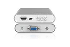 VGA to 4K HDMI® Converter