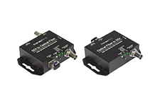 Fiber Optic SDI Extender Set - Up to 6.2 miles (10Km)