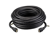 High-resolution HDMI cables with Signal Equalizer- 100ft
