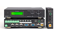 HDBaseT™ Presentation Switcher & Scaler - Discontinued