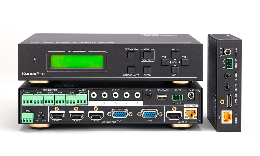 Hdbaset Presentation Switcher Amp Scaler Discontinued