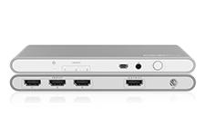 4K/30Hz HDMI 3X1 Switcher