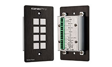 Programmable Control Panel for IR, RS-232 & RS-485 - Discontinued